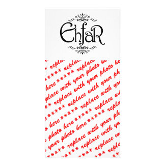 EHFAR - Everything Happens For A Reason Photo Card