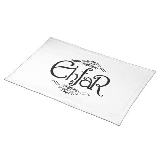 EHFAR - Everything Happens For A Reason Cloth Place Mat
