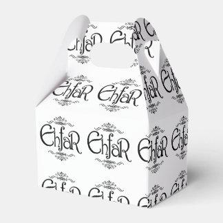 EHFAR - Todo sucede por una razón Caja Para Regalo De Boda