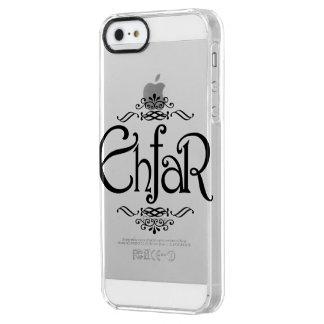 EHFAR - Todo sucede por una razón Funda Clearly™ Deflector Para iPhone 5 De Uncommon