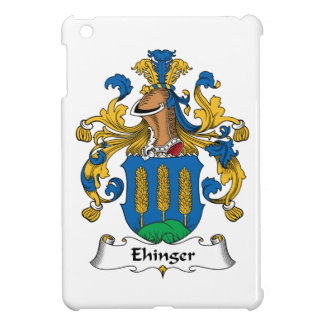 Ehinger Family Crest iPad Mini Covers