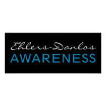 Ehlers-Danlos Awareness Posters