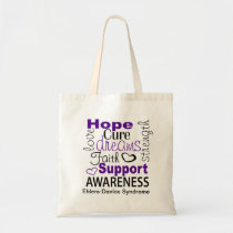 Ehlers Danlos Awareness Tote Bag