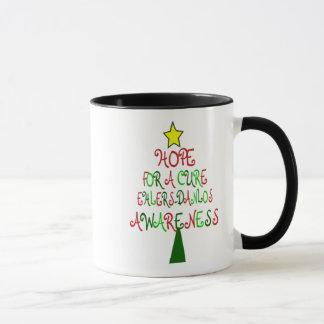 Ehlers-Danlos Christmas Tree Mug