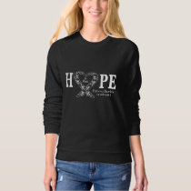 Ehlers-Danlos, EDS, Hope Name Customizable Sweatshirt