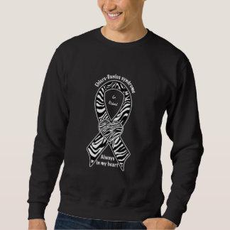 Ehlers-Danlos, EDS, Ribbon Name Customizable Sweatshirt
