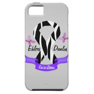Ehlers-Danlos EDS soy una cinta de la conciencia iPhone 5 Carcasas