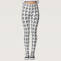 Ehlers-Danlos Society Official Patterned Leggings