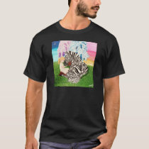 Ehlers Danlos Syndrome Awareness Art T-Shirt