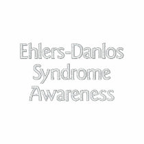 Ehlers-Danlos Syndrome Awareness Embroidered Shirt