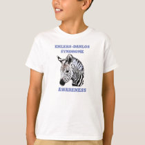 Ehlers-Danlos Syndrome Awareness Kids Shirt