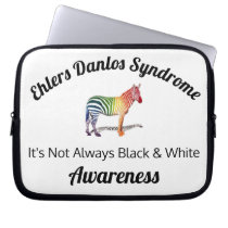 Ehlers Danlos Syndrome Awareness Laptop Sleeve