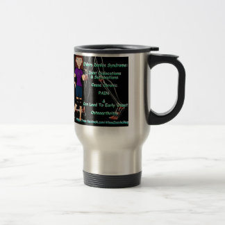 Ehlers Danlos Syndrome awareness page Poster mug