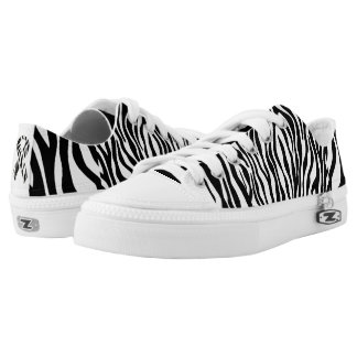 Ehlers-Danlos Syndrome Awareness Shoes! Low-Top Sneakers