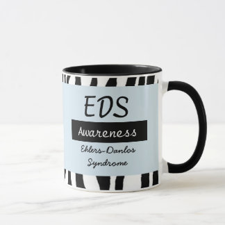 Ehlers-Danlos syndrome EDS awareness Coffee Mug