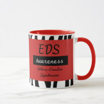 Ehlers-Danlos syndrome EDS awareness Coffee Mug