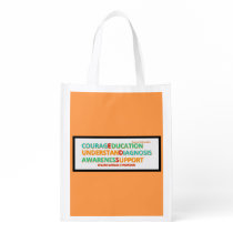 Ehlers Danlos Syndrome inspiring words bag