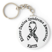 Ehlers-Danlos syndrome Key Chain