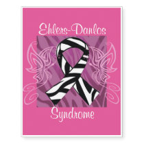 """Ehlers-Danlos Syndrome"" Tattoo"