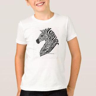 Ehlers Danlos Syndrome - Zebra Kids T-Shirt