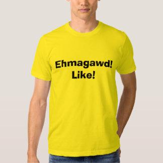 ¡Ehmagawd! Poleras