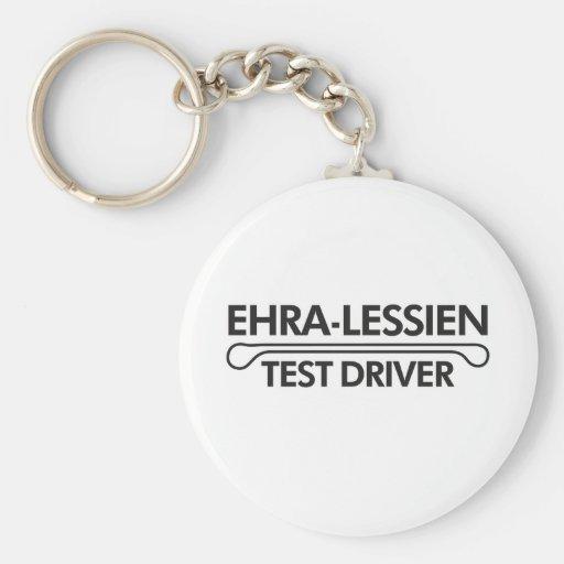 Ehra-Lessien Test Driver Key Chain