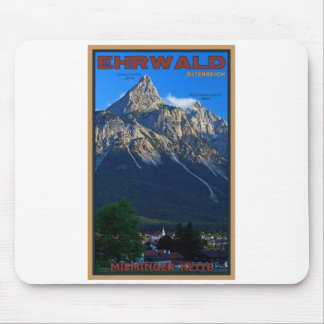 Ehrwald - the Sonnenspitze Mouse Pad