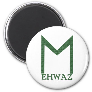 Ehwaz Imán Redondo 5 Cm