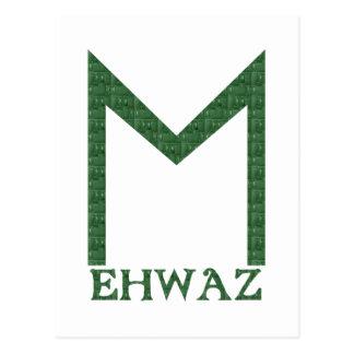 Ehwaz Tarjeta Postal