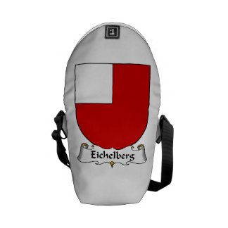 Eichelberg Family Crest Courier Bag