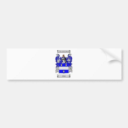 Eichert Coat of Arms Bumper Stickers