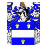 Eichert Coat of Arms Letterhead Template