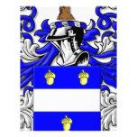 Eichert Coat of Arms Personalized Letterhead