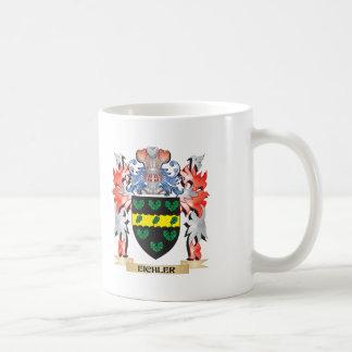 Eichler Coat of Arms - Family Crest Coffee Mug