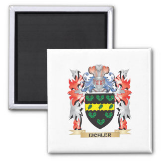 Eichler Coat of Arms - Family Crest Magnet