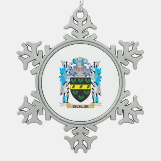 Eichler Coat of Arms - Family Crest Ornaments