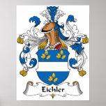 Eichler Family Crest Print