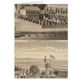 Eichler, Meyer residences Card