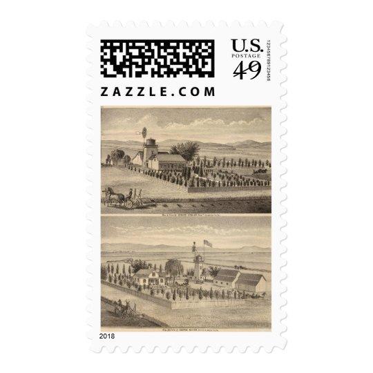 Eichler, Meyer residences Postage