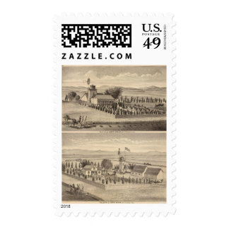 Eichler, Meyer residences Postage Stamps
