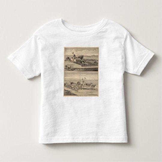 Eichler, Meyer residences Toddler T-shirt