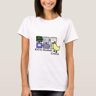eICU Nurse chick T-Shirt