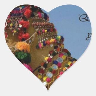 eid1.jpg pegatina en forma de corazón