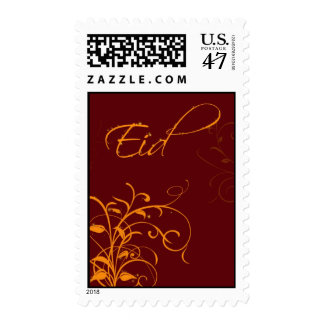 Eid a blessing of Allah - Greeting Postage