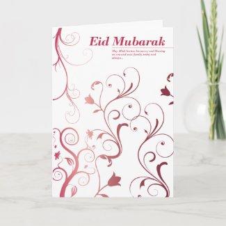 Eid Card card