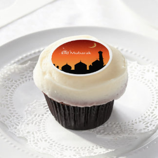 Eid Evening Sky - Edible Frosting Sheets