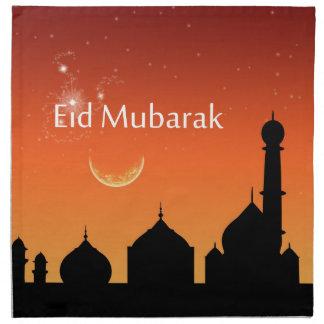 Eid Evening Sky - Napkin