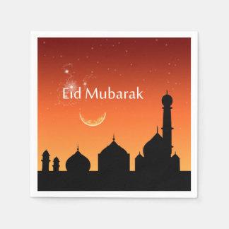 Eid Evening Sky - Paper Napkin