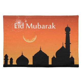 Eid Evening Sky - Placemat Cloth Place Mat