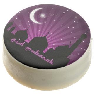 Eid Mosque Purple Night - Oreo Cookies